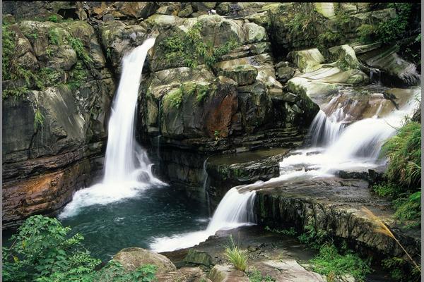 佳作-張豐吉-神仙谷瀑布