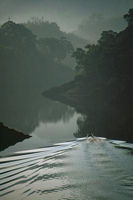 佳作-游行錦-明德水庫風光