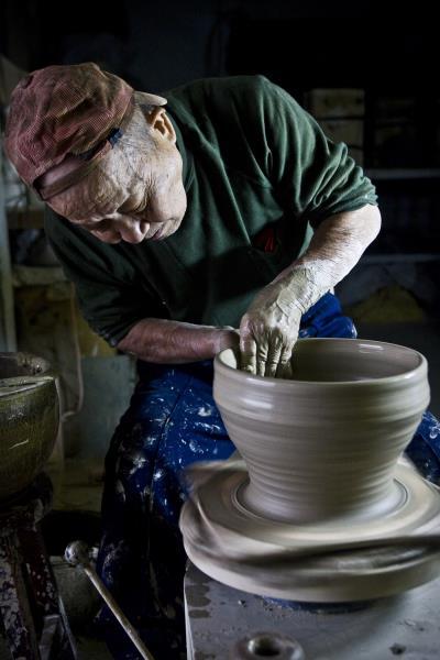 陶色窯藝之旅