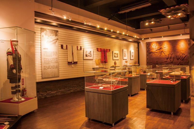 泰雅原住民文化產業區  文物館