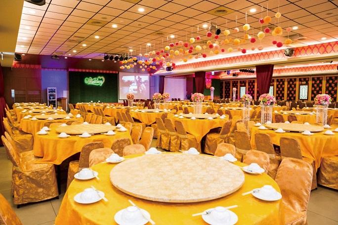 欣桂竹園生活藝術餐廳 室內