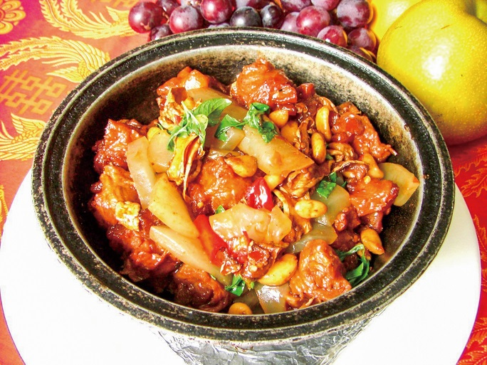 吉緣小館 客家料理