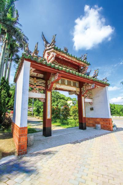 象山孔廟 入口